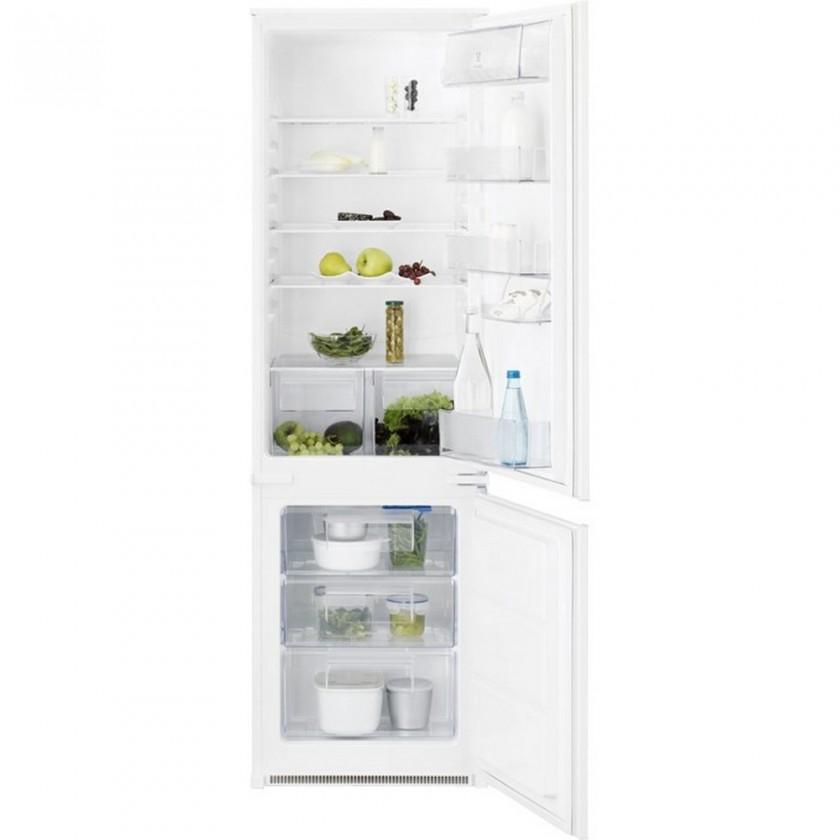 Vstavaná chladnička Vstavaná kombinovaná chladnička Electrolux ENN 2800AJW