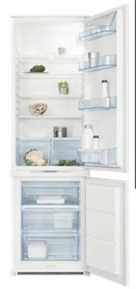 Vstavaná chladnička Vstavaná kombinovaná chladnička Electrolux ENN 2803 COW