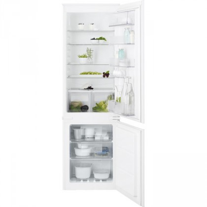 Vstavaná chladnička Vstavaná kombinovaná chladnička Electrolux ENN2841AOW