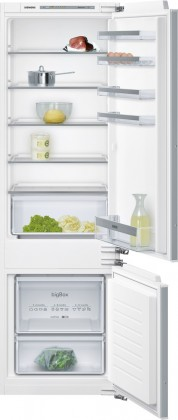 Vstavaná chladnička Vstavaná kombinovaná chladnička Siemens KI 87VVF30