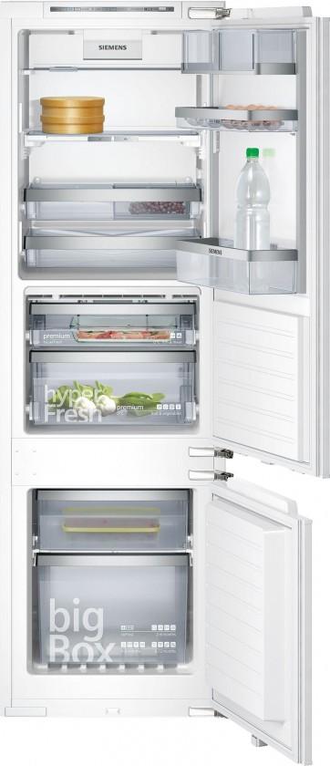 Vstavaná chladnička Vstavaná kombinovaná chladnička Siemens KI39FP60