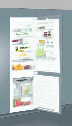 Vstavaná chladnička Vstavaná kombinovaná chladnička Whirlpool ART 6503/A+
