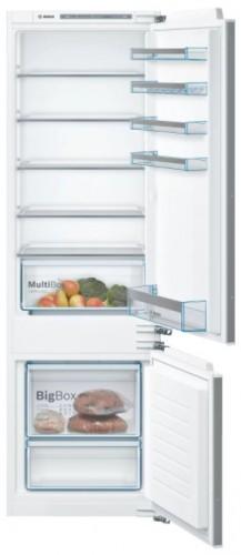 Vstavaná kombinovaná chladnička Bosch KIV87VFF0, A++