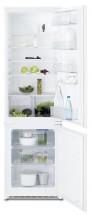 Vstavaná kombinovaná chladnička Electrolux ENN2800BOW POUŽITÉ, NE
