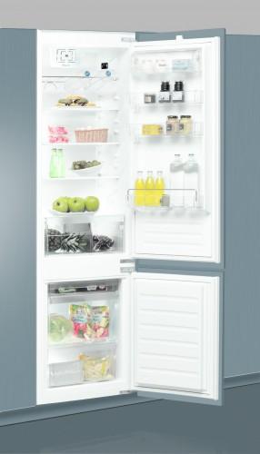 Vstavaná kombinovaná chladnička Whirlpool ART 9610/A+ VADA VZHĽAD