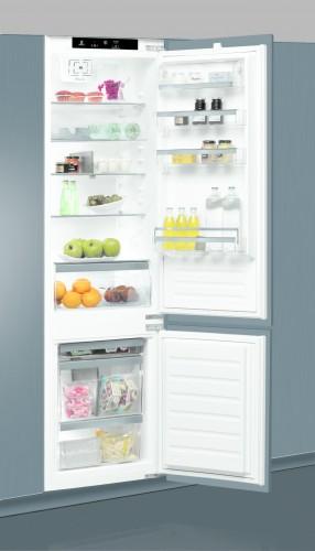 Vstavaná kombinovaná chladnička Whirlpool ART 9810/A+ VADA VZHĽAD