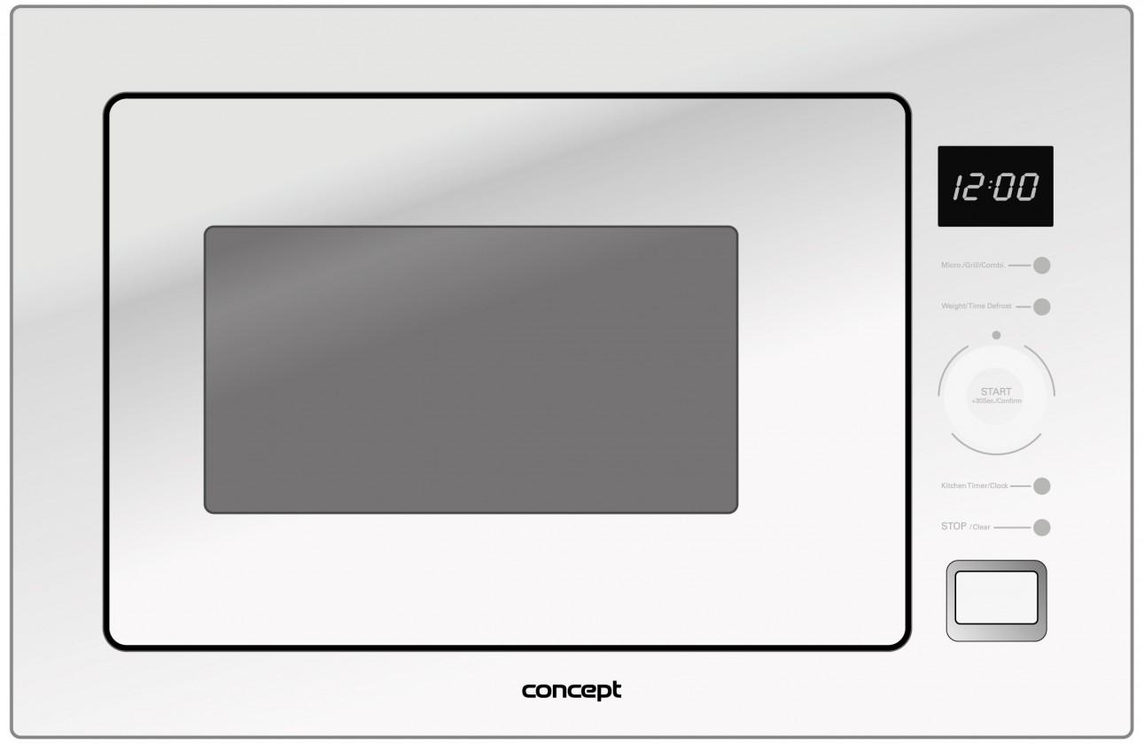 Vstavaná mikrovlnná rúra Concept MTV 6925 wh ROZBALENÉ