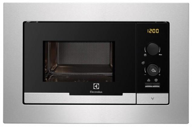 Vstavaná mikrovlnná rúra Electrolux EMS 20107OX