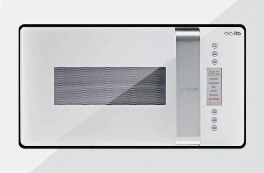 Vstavaná mikrovlnná rúra  Gorenje BM 6250 ORAW