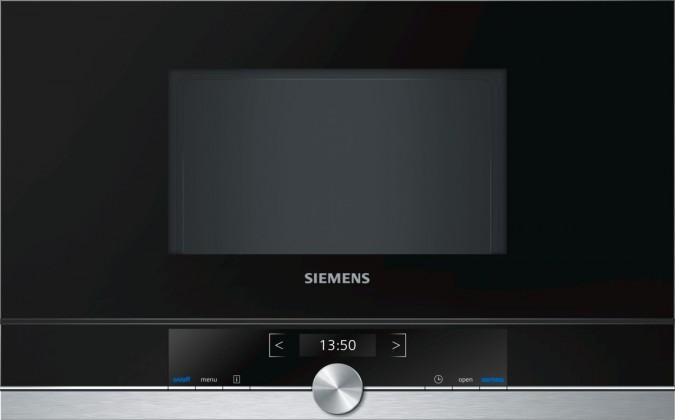Vstavaná mikrovlnná rúra Siemens BF 634LGS1