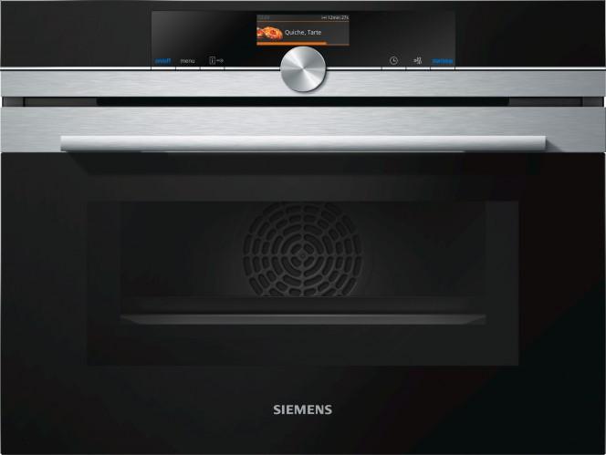 Vstavaná mikrovlnná rúra Siemens CM 656GBS1