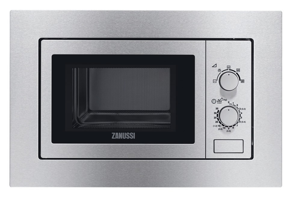Vstavaná mikrovlnná rúra ZANUSSI ZSM 17100 XA ROZBALENÉ
