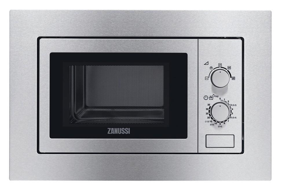 Vstavaná mikrovlnná rúra ZANUSSI ZSM 17100 XA