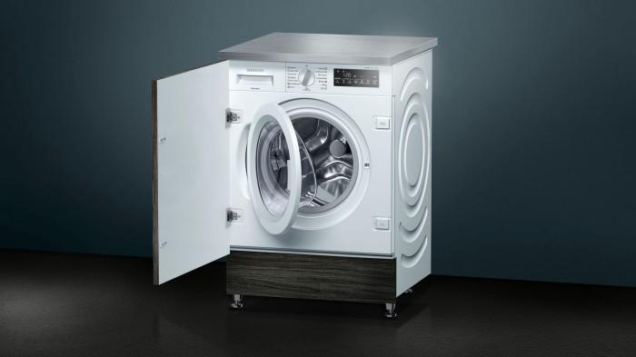 Vstavaná práčka so sušičkou