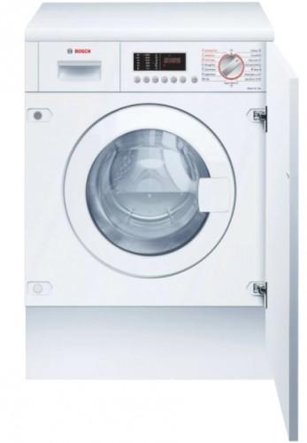 Vstavaná práčka so sušičkou Bosch WKD28542EU, B, 7/4 kg