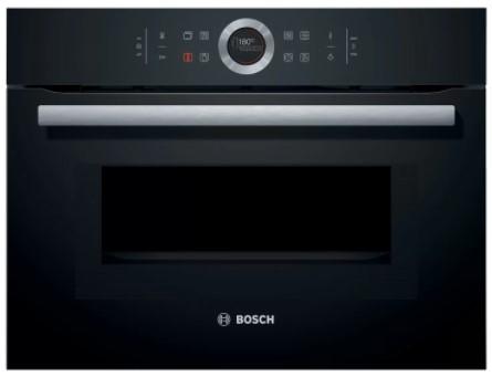 Vstavaná rúra s mikrovlnkou Bosch CMG633BB1