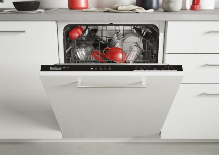 Vstavaná umývačka Hoover HDIN 2L360PB, 60 cm, 13 súprav