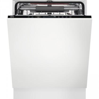 Vstavaná umývačka Myčka nádobí AEG Mastery FSE63707P, A+++ VADA VZHĽADU, ODRENINY