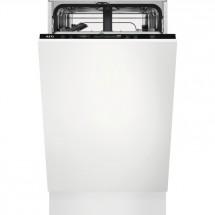 Vstavaná umývačka riadu AEG FSE62417P,45cm,A++,9 sad