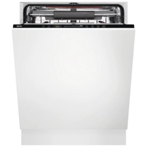Vstavaná umývačka riadu AEG FSE63767P,60 cm,A+++,sad15