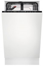 Vstavaná umývačka riadu AEG FSE73407P,45cm,9 sad