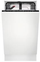 Vstavaná umývačka riadu AEG FSE73407P,45cm,A+++,9 sad