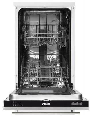 Vstavaná umývačka riadu Amica MI 424 AB, A++, 45 cm