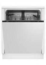 Vstavaná umývačka riadu Beko DIN 26420