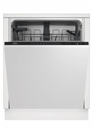 Vstavaná umyvačka riadu BEKO DIN26410, A+, 60 cm, 14 sad