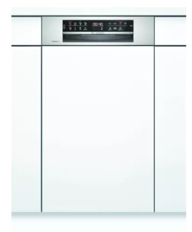 Vstavaná umývačka riadu Bosch SPI6ZMS35E, 45 cm, 10 súprav