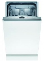 Vstavaná umývačka riadu Bosch SPV4XMX16E,A+++,10 sad,45cm