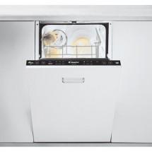 Vstavaná umývačka riadu Candy CDI 1L949, A+, 45 cm, 9 sad