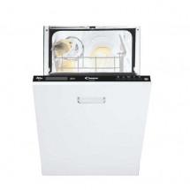 Vstavaná umývačka riadu Candy CDI 2D949, 45 cm, 9 súprav
