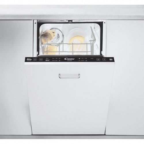 Vstavaná umývačka riadu Candy CDI 2L1047, 45 cm, 10 súprav