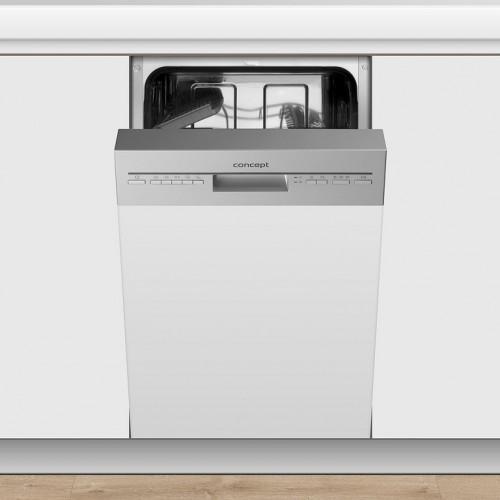 Vstavaná umývačka riadu Concept MNV2345, 45 cm, 9 súprav