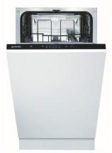 Vstavaná umývačka riadu Gorenje GV52010, A++, 45 cm