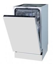 Vstavaná umývačka riadu Gorenje GV561D10 + darček kapsle FINISH QUANTUM, 100ks