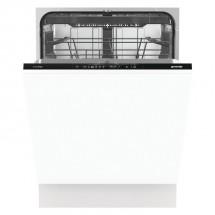 Vstavaná umývačka riadu Gorenje GV661D60,16sad,60cm + darček kapsle FINISH QUANTUM, 100ks