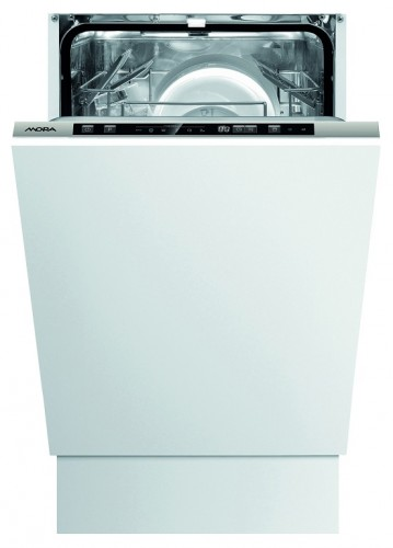 Vstavaná umývačka riadu Mora IM565 + dárek kapsle Finish 94ks