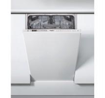 Vstavaná umývačka riadu Whirlpool WSIO 3T125 6PE X