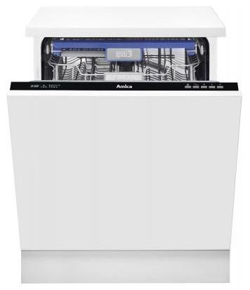 Vstavaná umývačka Vstavaná umývačka riadu Amica MI 628 AEGB, A++, 60 cm