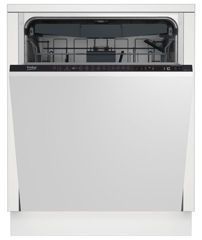Vstavaná umývačka Vstavaná umývačka riadu Beko DIN28430