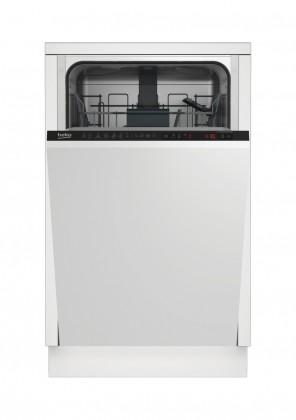 Vstavaná umývačka Vstavaná umývačka riadu Beko DIS26021