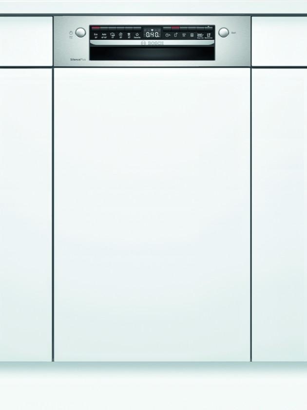 Vstavaná umývačka Vstavaná umývačka riadu Bosch SPI4HMS61E, 45 cm