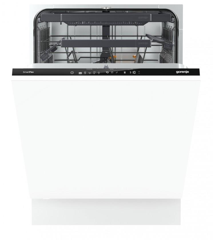Vstavaná umývačka Vstavaná umývačka riadu Gorenje GV66262