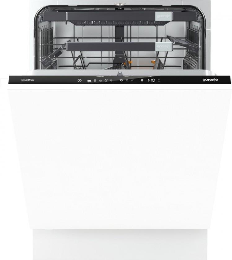 Vstavaná umývačka Vstavaná umývačka riadu GORENJE GV68260