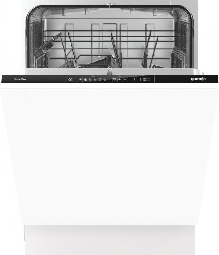 Vstavaná umývačka Vstavaná umývačka riadu GV63060, A++, 13 sad