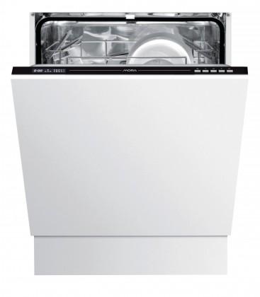 Vstavaná umývačka Vstavaná umývačka riadu MORA IM 650
