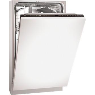 Vstavané umývačky  AEG F55402VI0P
