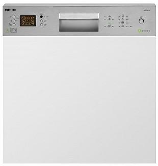 Vstavané umývačky Beko DSN 6845 FX